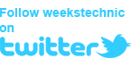 Follow Weekstechnic on Twitter
