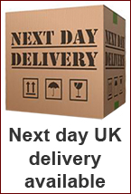 Next Day UK delivery available